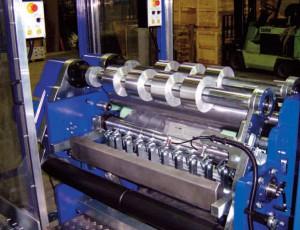 Hybrid Centre / Surface Winder for metal foil